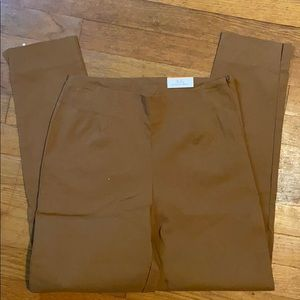 Time and Tru Fitted Stretch Brown Skinny Pant, 8